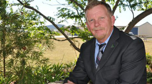 Greens candidate for Maranoa Grant Newson says claims about wind farms are fraudulent.